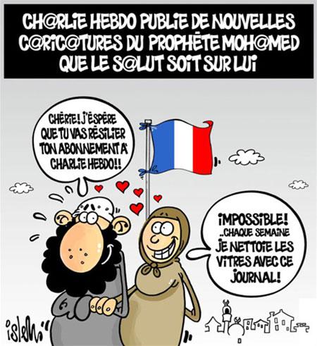 Ch@rlie Hebdo publie...