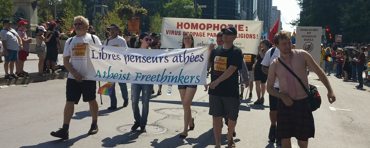 Montreal LGBT Pride Parade 2015