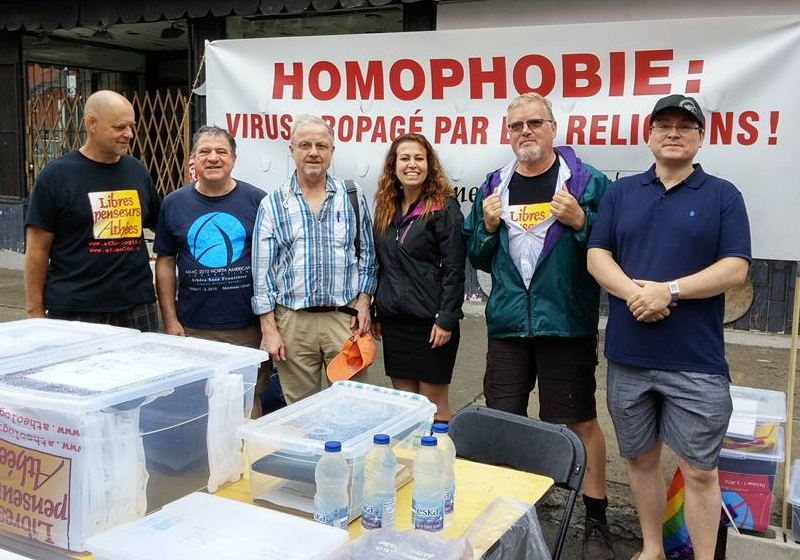 Montreal LGBT Community Day 2016