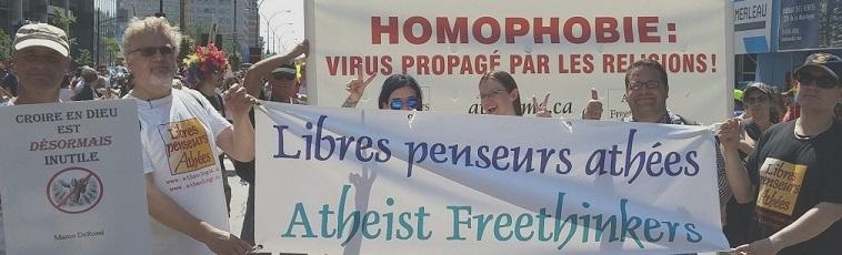 Homophobie: Virus propagé par les religions